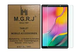 M.G.R.J® <b>Tempered Glass Screen Protector</b> for Samsung Galaxy ...
