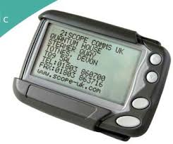 staff pager system