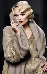 hollywood glamour: this era is still extremely influential and aesthetically present on the runways in hollywood and even on the streets