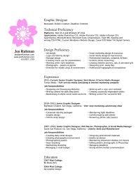 resume examples graphic designer resume example education in resume template web designer resumes lance web designer resume graphic design cv examples pdf graphic design