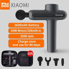 Xiaomi Massage Gun Xiaomi <b>Yunmai Pro Basic</b> Muscle Massager ...