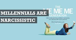 millenialsnarcissitic jpg millennials will have the most spending power by 2017 of any generation therefore it is crucial to keep them as readers of the printed press