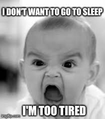 I'm awake before my infant is… | The Mama With Bipolar Disorder's Blog via Relatably.com