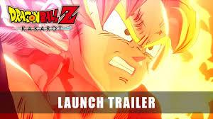 <b>DRAGON BALL Z</b>: KAKAROT - Launch Trailer - YouTube