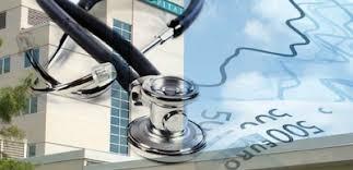 Resultado de imagen de gasto sanitario