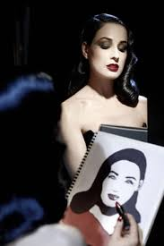the dita von teese clics 39 collection is the first makeup line from the burlesque performer and beauty icon