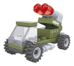 Купить <b>конструктор</b> пластиковый <b>Ausini Армия</b> - Ракетница <b>серия</b> ...