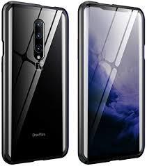 Omio for OnePlus 7 Pro Magnetic Case Luxury Metal ... - Amazon.com