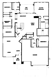 One Story Bedroom House Plans Story Bedroom House Plans     bedroom floor plan one