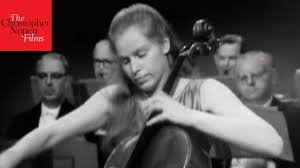 <b>Jacqueline du Pré</b>: Edward Elgar - Cello Concerto, 1st Movement ...
