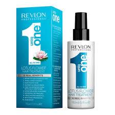 Купить Revlon <b>Uniq One</b> Lotus - <b>Несмываемая маска</b>-<b>спрей</b> с ...