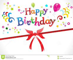 abstract happy birthday template stock photography image 27266592 abstract happy birthday template