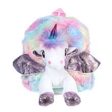 2019 Mini Unicorn Backpack Bags For Small Bagpacks Hologram ...