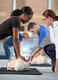 Image result for nice cpr instructor
