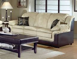 cream couch living room ideas: glamorous living room design idea with cream sofa black excerpt throw pillows for brown couch
