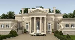 Italian House Plans   Home Plans  amp  Styles   Archival DesignsVilla Capri House Plan