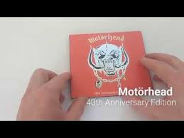 <b>Motorhead 40th Anniversary</b> Edition - YouTube