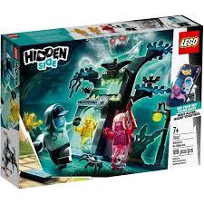 Купить <b>конструктор LEGO Hidden Side</b> Добро пожаловать в ...