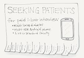recruiting patients for healthcare design research why and how to flyer for patients