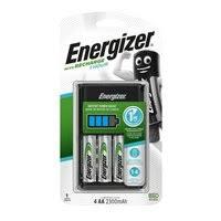 «Аккумулятор + <b>зарядное устройство</b> (<b>ENERGIZER</b> Maxi) (4 шт ...