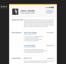 best resume websitethe best free  amp  premium cv  amp  resume website template evohosting