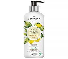 <b>Жидкое мыло ATTITUDE Super</b> Leaves Листья лимона 440928 ...