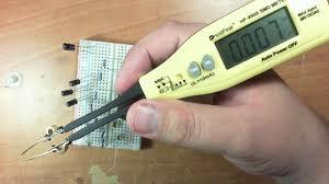 Тестер SMD компонентов <b>HoldPeak HP</b>-<b>990B</b> - YouTube