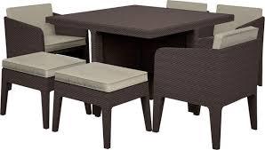 <b>Комплект мебели</b> «<b>Keter Columbia</b> Dining Set» (7 предметов)