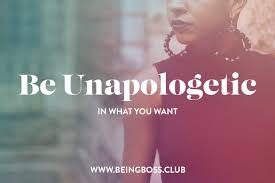 be unapologetic in what you want for creative business owners i ve done a lot of crazy things in my career to get ahead and to be honest i don t regret any of them sure not all my crazy tactics worked