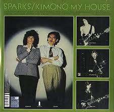 <b>SPARKS</b> - <b>KIMONO</b> MY HOUSE - VINYL