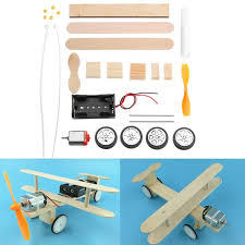 <b>DIY Electric Sliding Aircraft</b> Kit - roboTOPicks