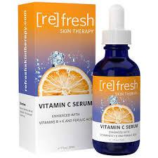 Refresh Skin Therapy Vitamin C Serum, 1.0 fl oz