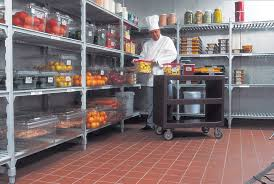 restaurant kitchen faucet small house: tips for organizing a walk in freezer or refrigerator the