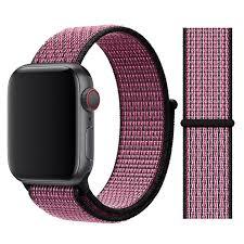 Сменный <b>ремешок</b> Nuobi <b>Nylon</b> для Apple Watch 42/44 mm ...