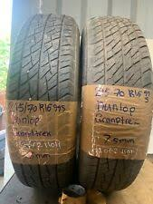<b>Dunlop</b> 215/70/16 Summer Tyres for sale | eBay