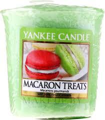 <b>Ароматическая свеча</b> - Yankee Candle <b>Macaron Treats</b> – купить с ...