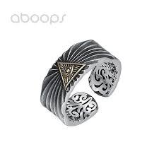 <b>Vintage 925 Sterling Silver</b> Freemason Masonic Pendant with All ...