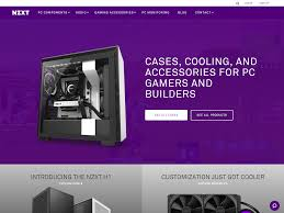 Products | Computer Cases | <b>Water Cooling</b> Fans | NZXT