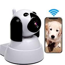 <b>IP Camera</b>,Pet Camera <b>720P HD</b> Baby Monitor Pet Dog WiFi ...