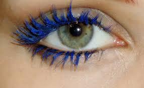 Resultado de imagem para mascaras azuis para olhos