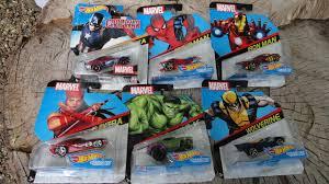 Распаковка игрушек / <b>Машины</b> супергероев ХОТ ВИЛС. <b>Hot</b> ...