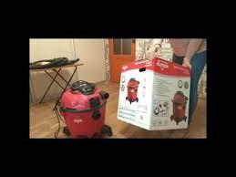 Видеобзор от покупателя на <b>Пылесос</b> промышленный <b>ELITECH</b> ...