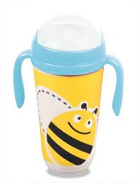 """<b>Поильник детский</b> """"Пчелка"""" с трубочкой 350 мл Eco Baby ..."""