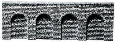 Faller <b>Natural Stone</b> Ashlars Arcade Kit N Scale Model Railroad ...