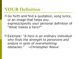 epic hero characteristics