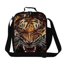 Прохладный зоопарк животных <b>сумки</b> обед узор для <b>детей</b> ...