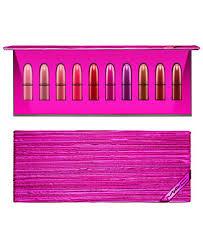 <b>MAC</b> 10-Pc. <b>Shiny Pretty</b> Little Things Lip Set - Limited Edition ...