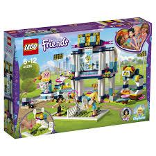 Конструктор <b>LEGO Friends</b> Спортивная арена для <b>Стефани</b>