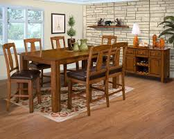 rmh mission style home b interior rectangle brown wooden table casual sharp mission style bedroom furniture interior