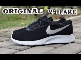 <b>Nike Tanjun Original</b> & Fake - YouTube